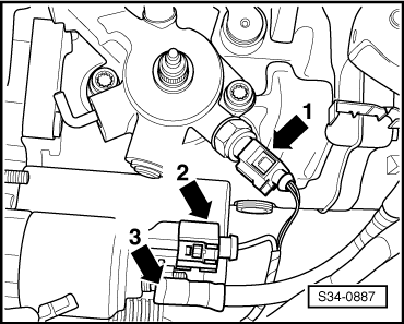Skoda Workshop Manuals > Octavia Mk2 > Power transmission