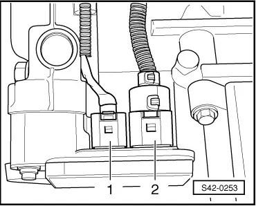 Skoda Workshop Manuals > Octavia Mk2 > Axles, steering