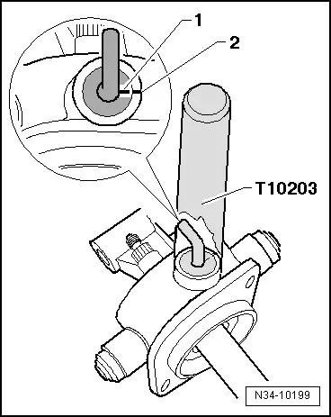 Skoda Workshop Manuals > Octavia Mk2 > Power transmission