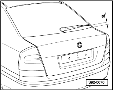 Skoda Workshop Manuals > Octavia Mk2 > Vehicle electrics