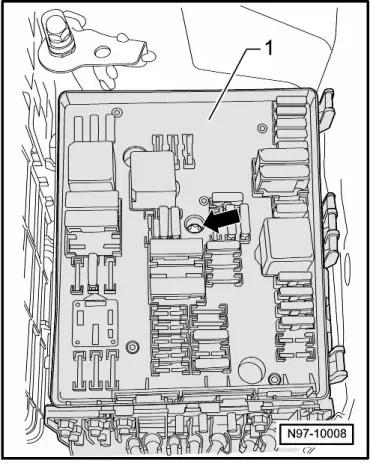 skoda octavia mk2 fuse box location  description wiring