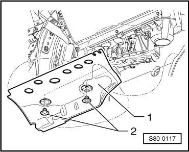 Skoda Workshop Manuals > Octavia Mk2 > Heating