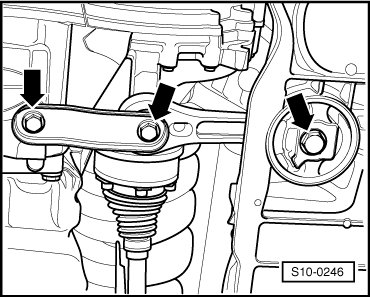 Skoda Workshop Manuals > Octavia Mk2 > Power unit > 1.4/55