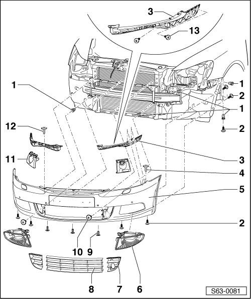Service manual [How To Remove Front Bumper 2012 Hyundai