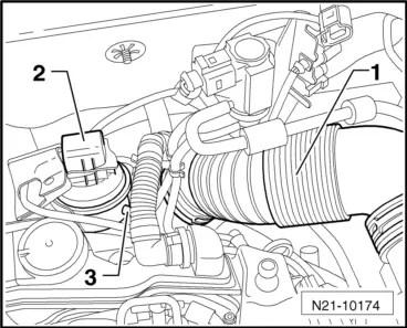 Skoda Workshop Manuals > Octavia Mk2 > Power unit > 2.0/81