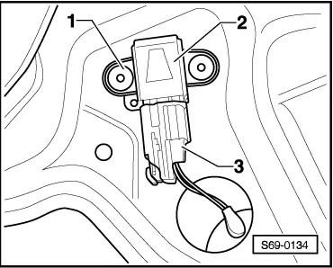 Airbag Crash Sensor Location Airbag Crash Girl Cartoon