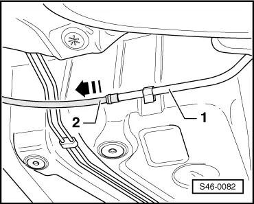 Skoda Workshop Manuals > Roomster > Chassis > Brake, brake