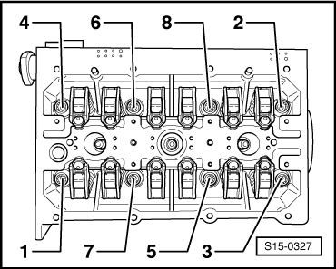 Skoda Workshop Manuals > Roomster > Power unit > 1.2/44