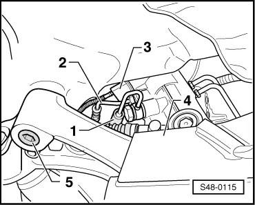 Skoda Workshop Manuals > Roomster > Chassis > Steering