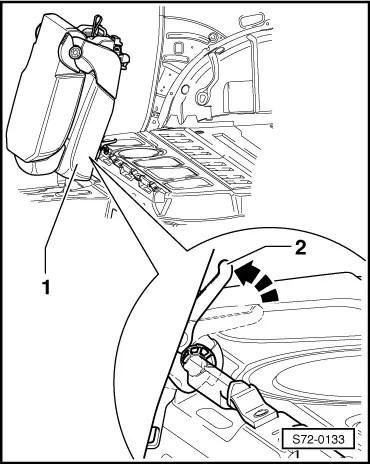 Skoda Workshop Manuals > Roomster > Body > Body Work