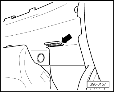 Skoda Workshop Manuals > Roomster > Vehicle electrics