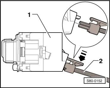 Skoda Workshop Manuals > Roomster > Heating, ventilation