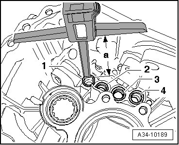 Skoda Workshop Manuals > Superb > Power transmission