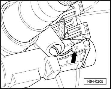 Skoda Workshop Manuals > Superb > Vehicle electrics