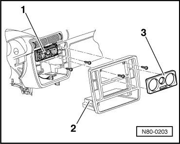 Skoda Workshop Manuals > Superb > Heating, Air
