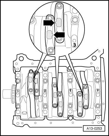 Skoda Workshop Manuals > Superb > Power unit > 2,8/140