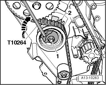 Skoda Workshop Manuals > Superb > Drive unit > 2.0/103 kW