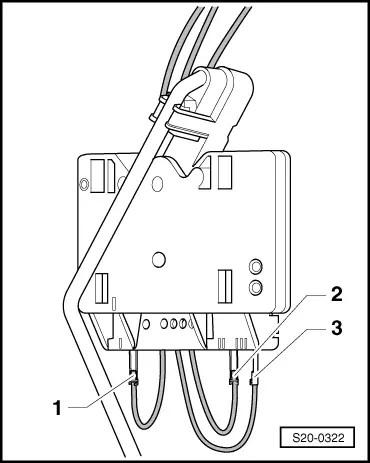 Skoda Workshop Manuals > Yeti > Power unit > 1.8/112; 118