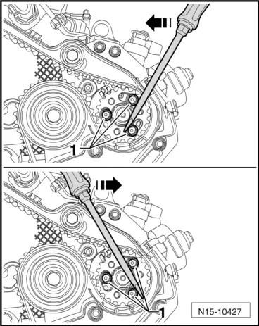 Skoda Workshop Manuals > Yeti > Power unit > 2.0/103; 125