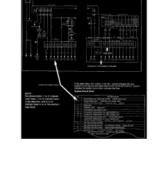 starting and charging power and ground distribution fuse block component information diagrams suzuki workshop manuals esteem  [ 918 x 1188 Pixel ]
