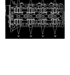 engine cooling and exhaust engine cylinder head assembly valve clearance system information system diagnosis valve clearance inspection and  [ 918 x 1188 Pixel ]