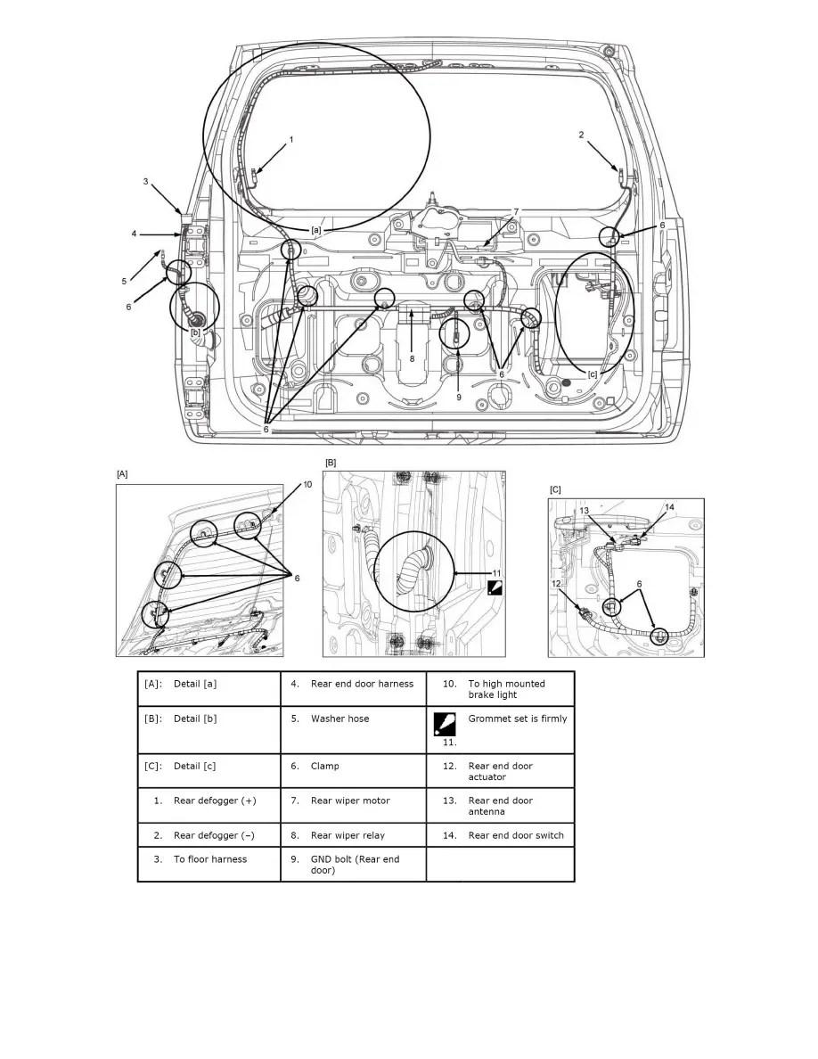 Suzuki Workshop Manuals > Grand Vitara 4WD V6-3.2L (2010