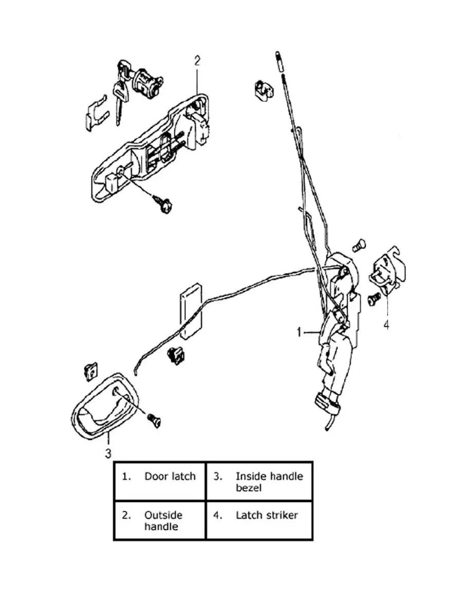 Suzuki Workshop Manuals > Grand Vitara JLS Plus 2WD V6-2