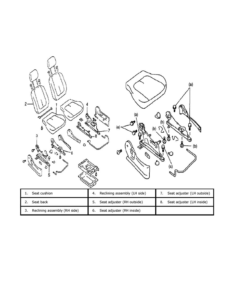 Suzuki Workshop Manuals > Grand Vitara LTD JLX 4WD V6-2.5L