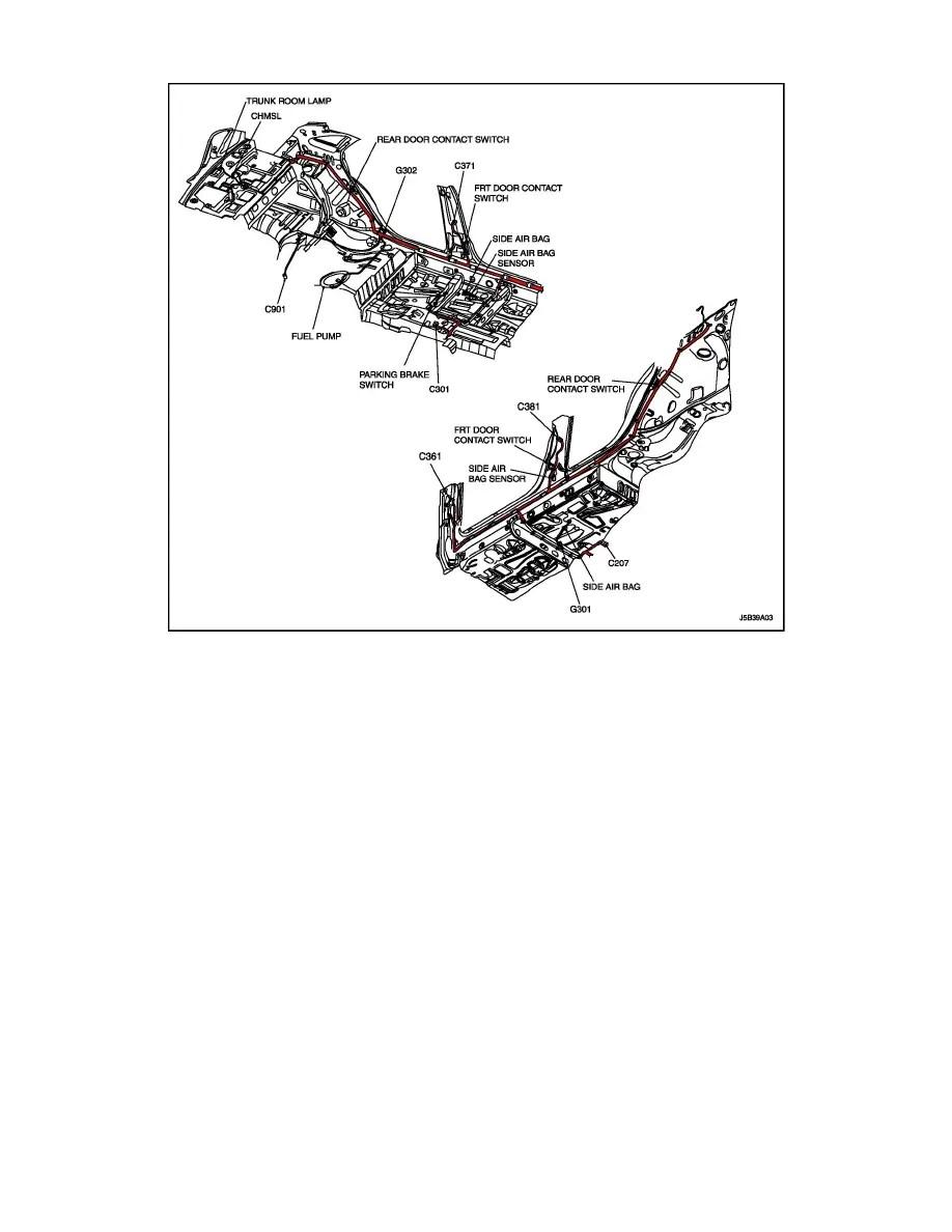 Suzuki Workshop Manuals > Reno L4-2.0L (2006) > Restraint