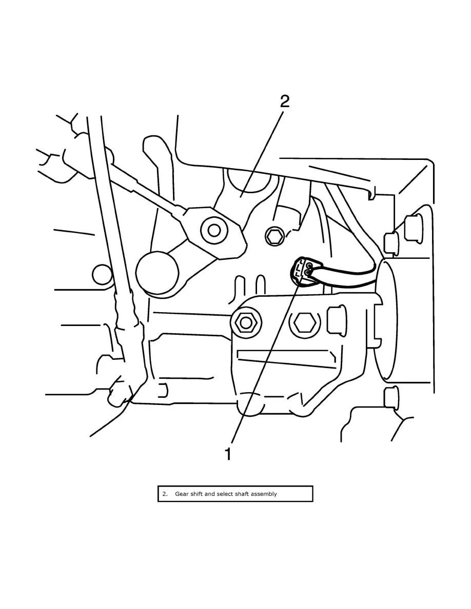 Suzuki Workshop Manuals > SX4 4WD L4-2.0L (2008