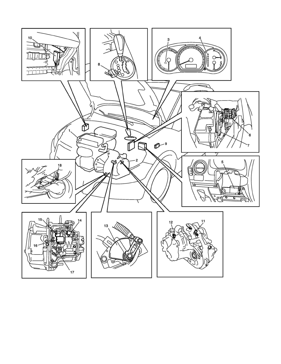 2001 Kia Optima Fuse Box Diagram. Kia. Auto Fuse Box Diagram