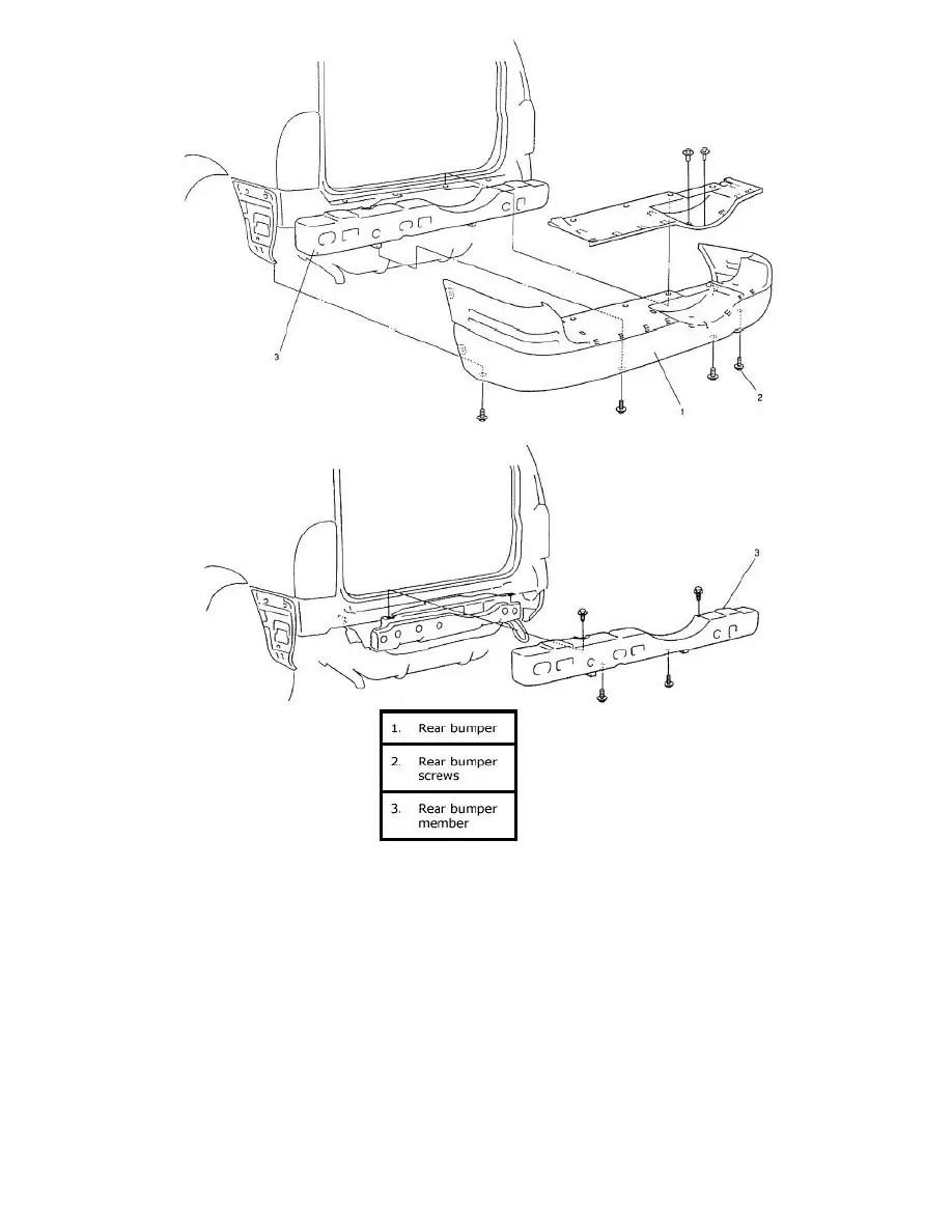 Suzuki Workshop Manuals > Vitara 4WD L4-2.0L (2003) > Body