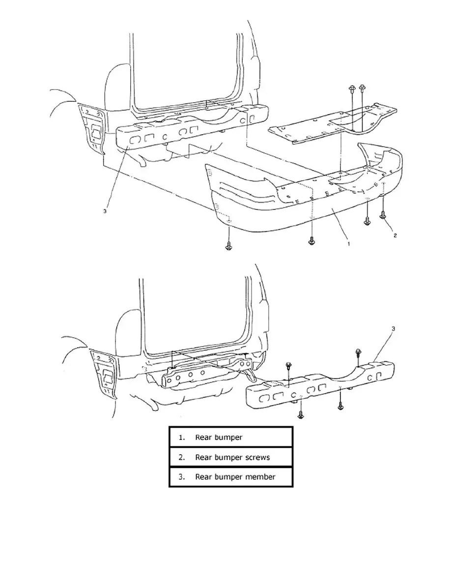Suzuki Workshop Manuals > Vitara JLX (2Dr) 4WD L4-2.0L