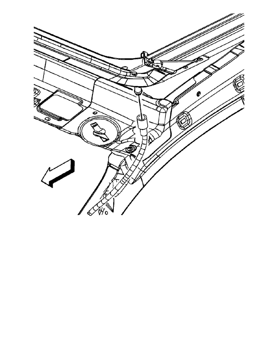 Service manual [2008 Suzuki Xl 7 Sunroof Switch Repair