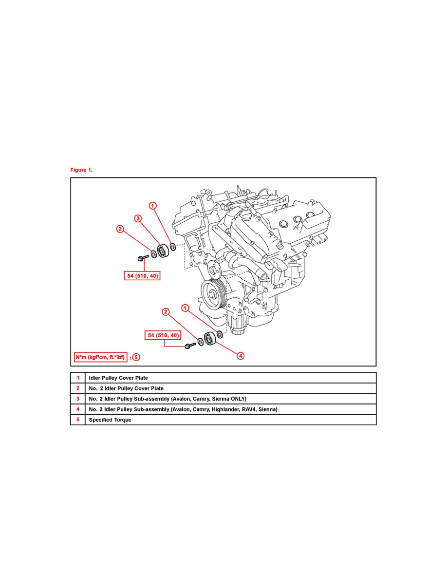 Toyota Workshop Manuals > Avalon V6-3.5L (2GR-FE) (2006