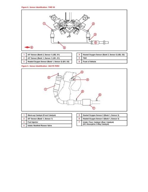 small resolution of 2007 toyota camry engine diagram sensors