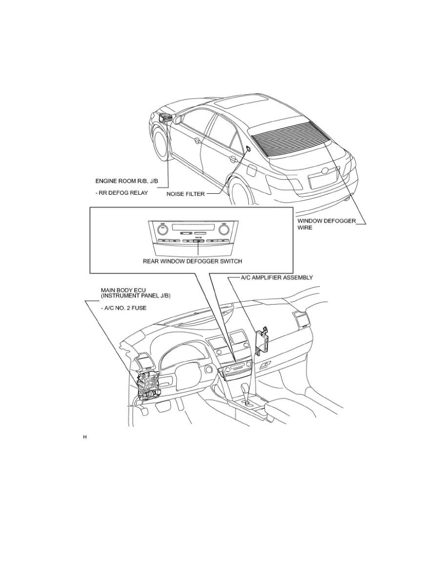 Toyota Workshop Manuals > Camry L4-2.4L (2AZ-FXE) Hybrid