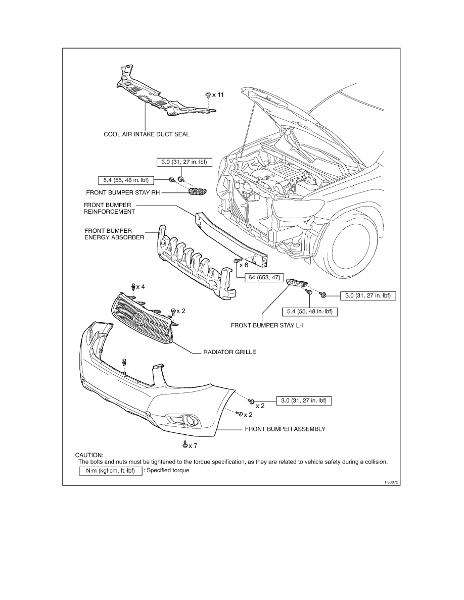 Toyota Workshop Manuals > Highlander 4WD V6-3.5L (2GR-FXE
