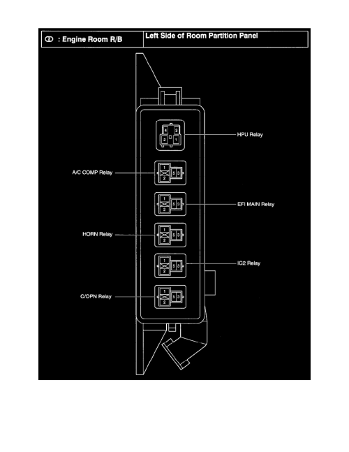small resolution of powertrain management fuel delivery and air induction fuel pump fuel pump relay component information locations