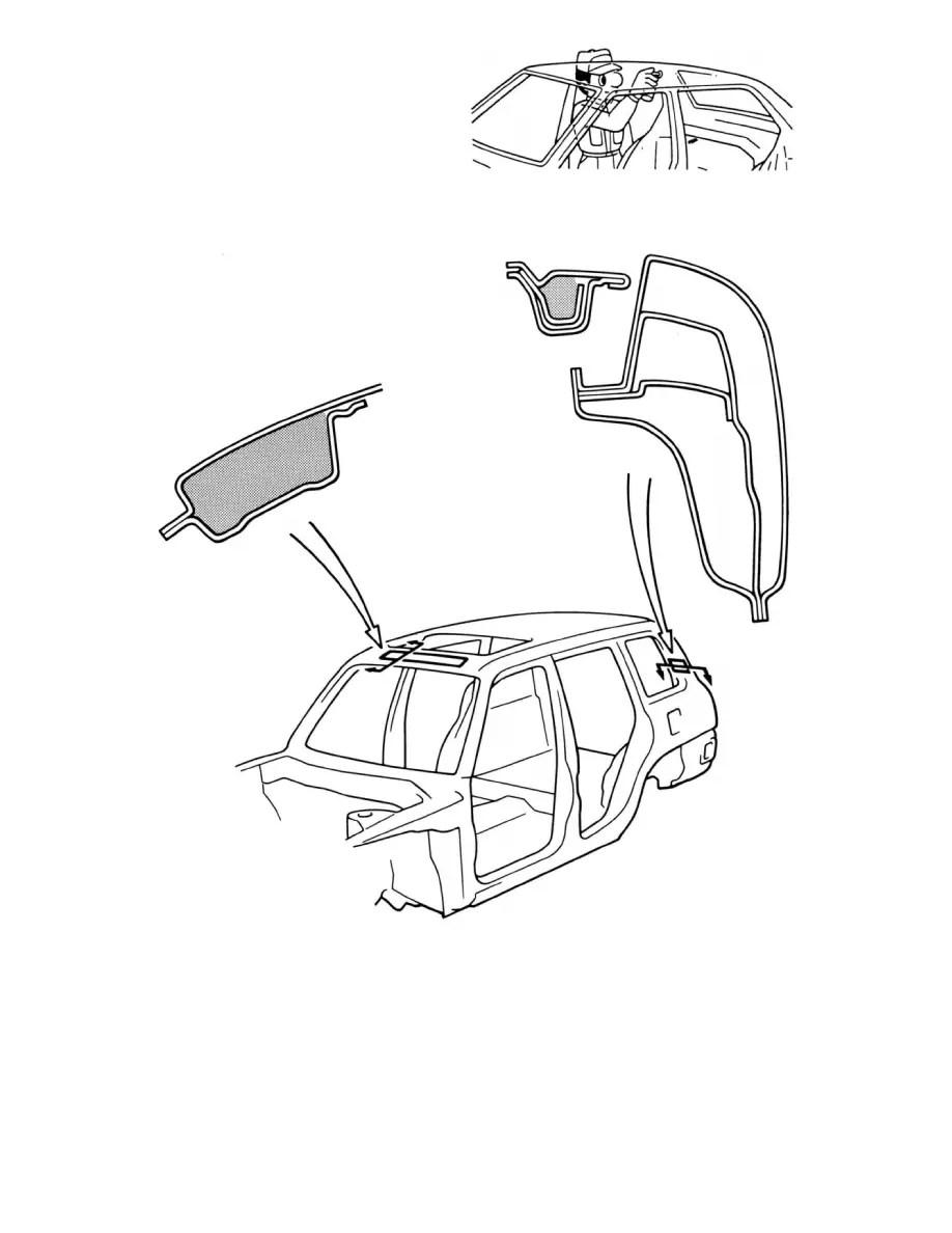 Toyota Workshop Manuals > RAV4 4-Door 4WD L4-2.0L (3S-FE