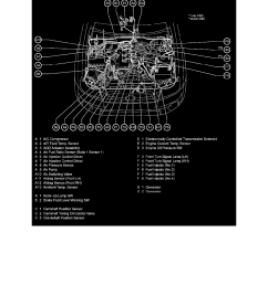 toyota workshop manuals u003e tacoma 2wd l4 2 7l 2tr fe 2005 toyota 22re coolant lines schematic 2005 toyota tacoma cooling system diagram [ 918 x 1188 Pixel ]
