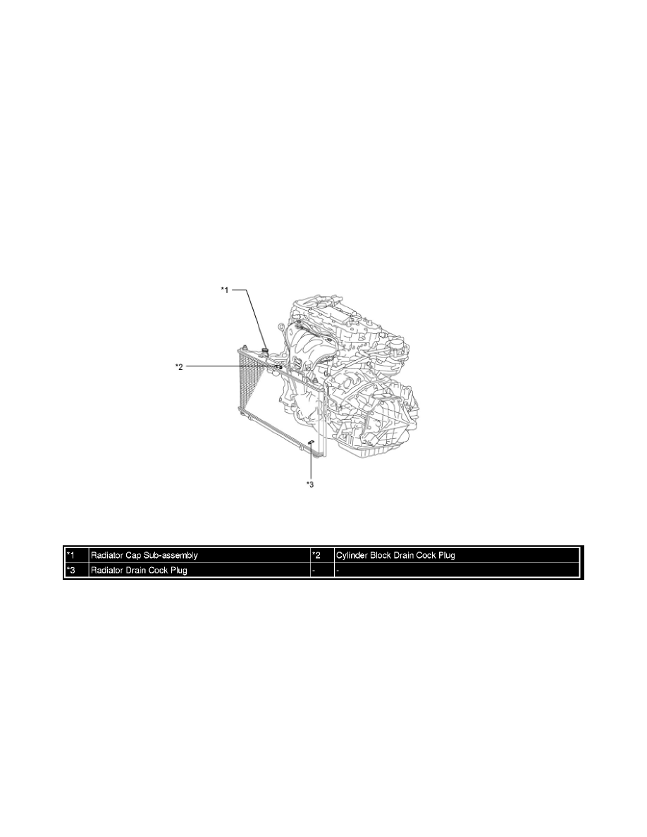 Toyota Workshop Manuals > Venza AWD L4-2.7L (1AR-FE) (2009