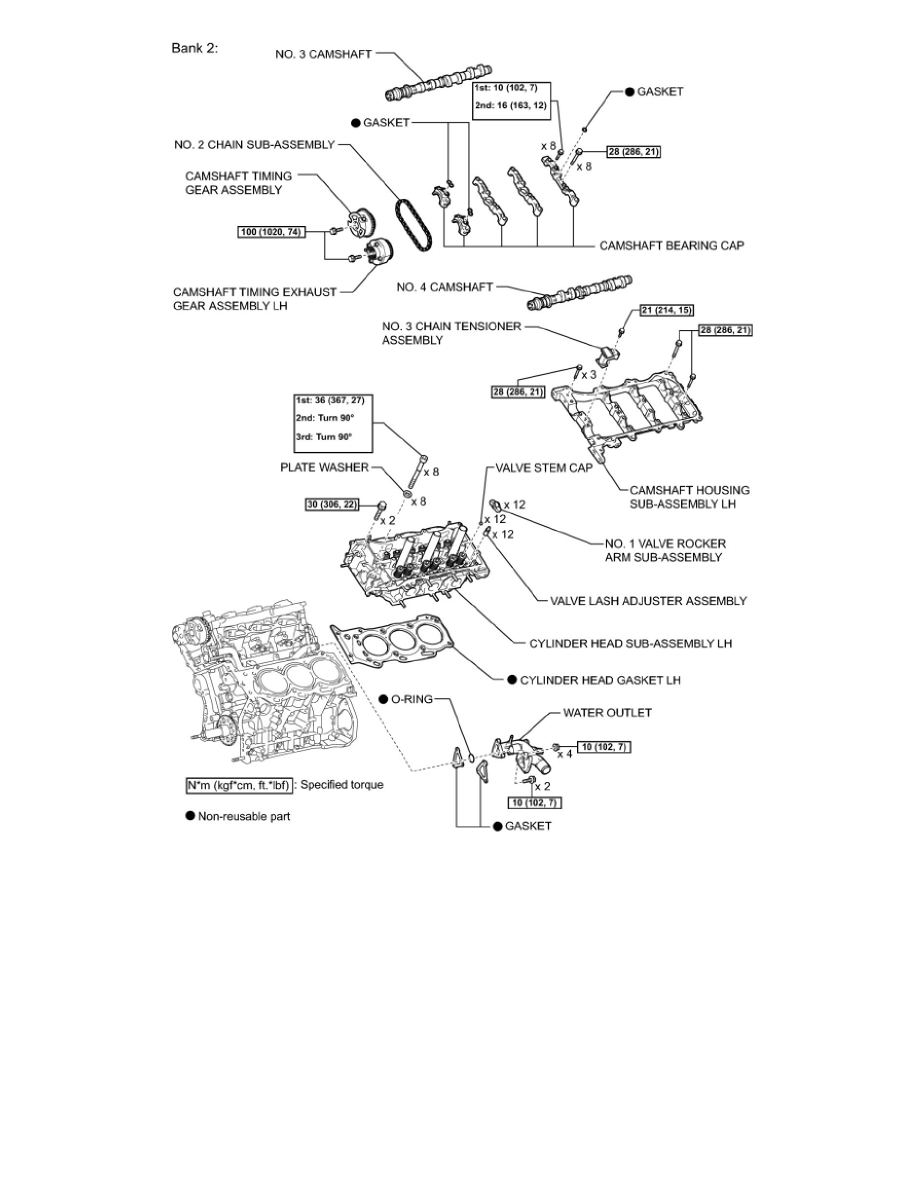 2gr Fe Engine Diagrams 1ZZ-FE Engine Wiring Diagram ~ ODICIS