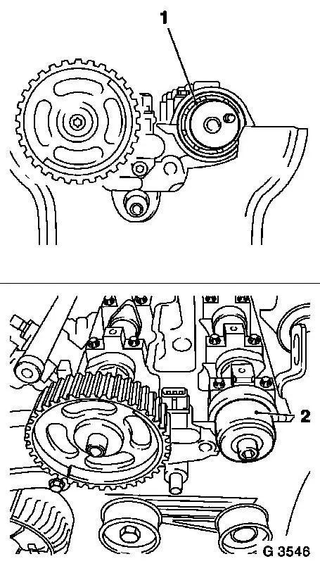 Vauxhall Workshop Manuals > Astra F > J Engine and Engine