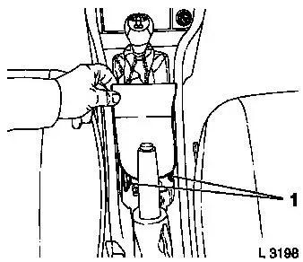 Vauxhall Workshop Manuals > Astra G > H Brakes > Service