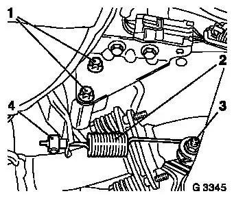 Vauxhall Workshop Manuals > Astra G > H Brakes > Brake