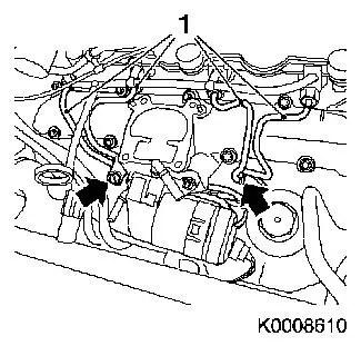 Vauxhall Workshop Manuals > Astra G > J Engine and Engine
