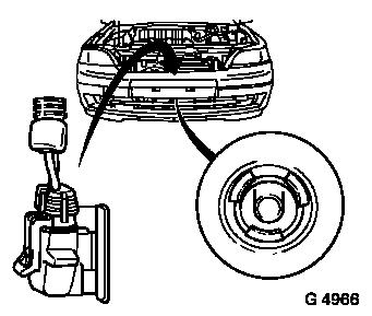 Vauxhall Workshop Manuals > Astra G > N Electrical