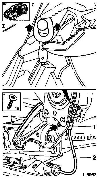 Vauxhall Workshop Manuals > Astra G > C Body Equipment