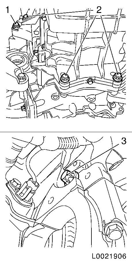 Vauxhall Workshop Manuals > Astra H > K Clutch and